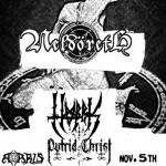 The Satanic Crusades Tour 2013