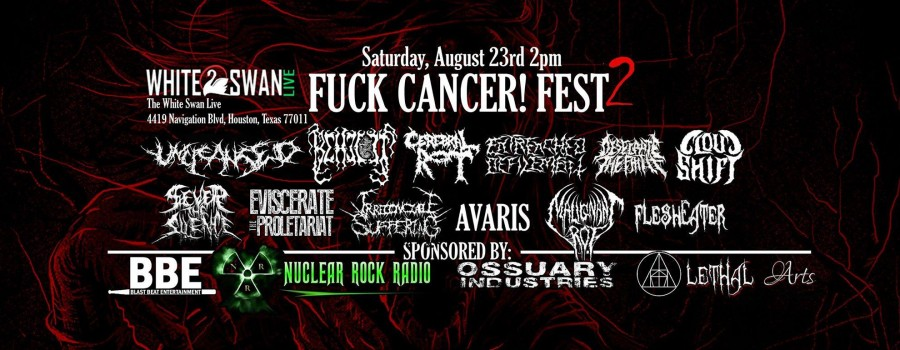Fuck Cancer! Fest 2