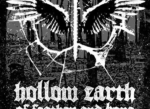 HOLLOW EARTH / OF FEATHER AND BONE / CHIPPED TEETH / ROTHSCHILD