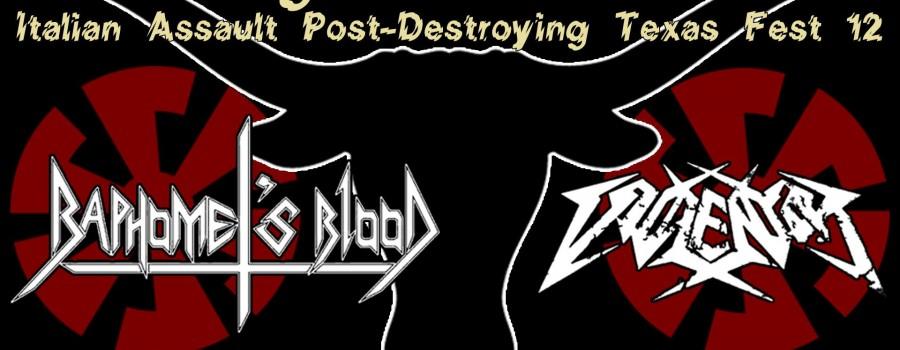 Baphomets Blood - Violentor